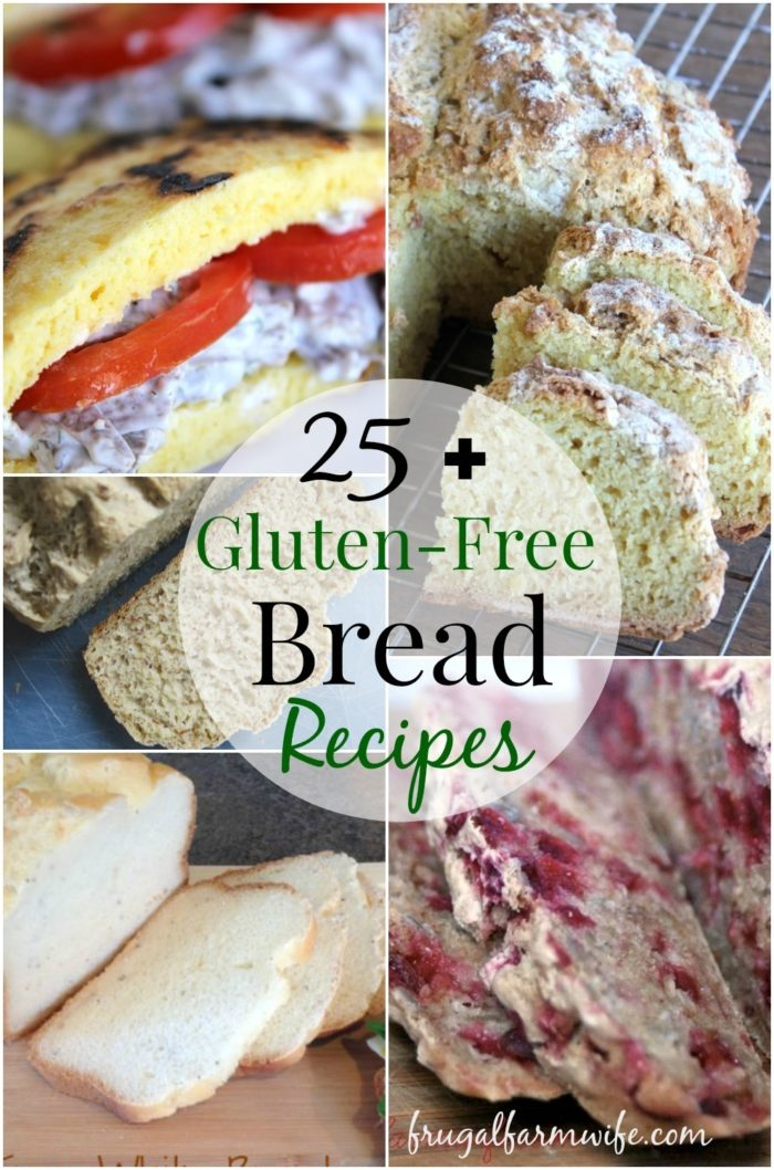 can you make gluten free bread in a bread machine