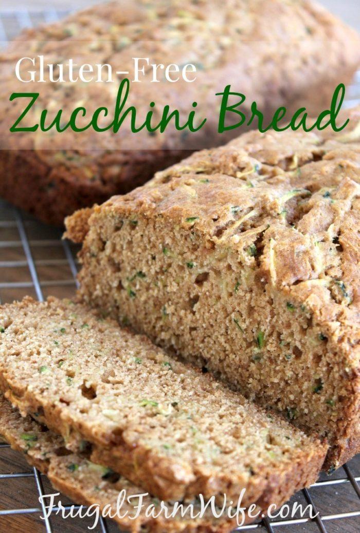recipe: zucchini bread gluten free [31]