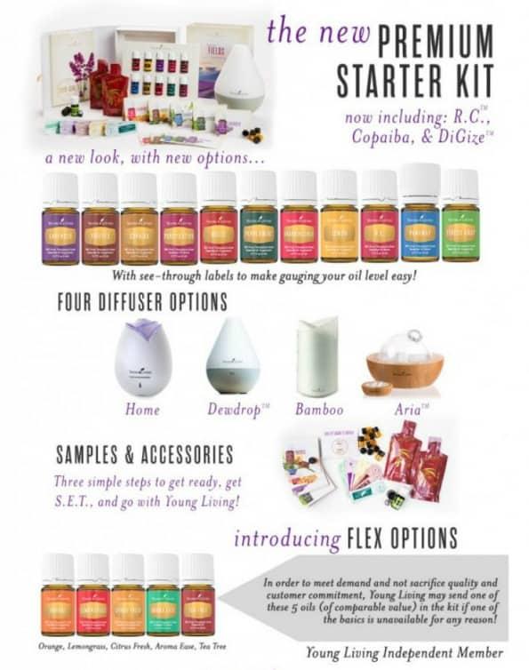 new starter kit