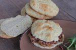 Gluten Free Hamburger Bun Recipe