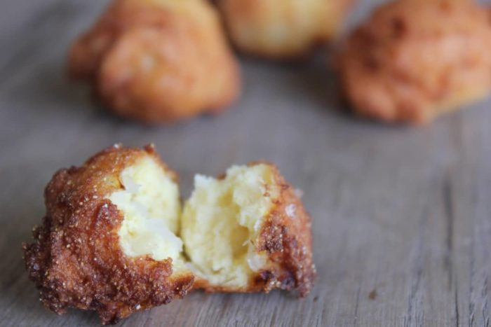 Gluten-free hushpuppies recipe