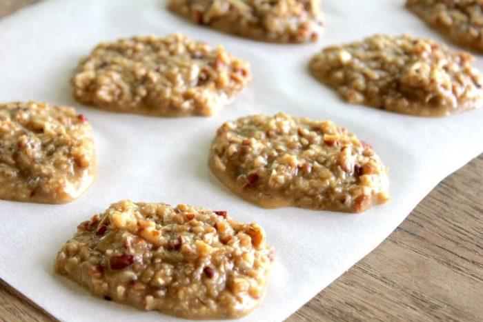 Easy No-Bake Penuche Drop Cookies Recipe