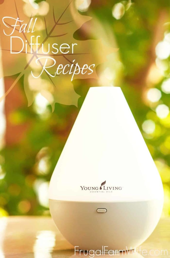 These fall essential oil blends will make your house smell amazing!